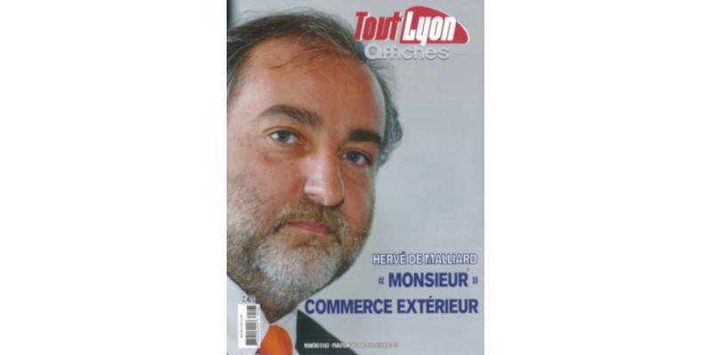 Hervé de Malliard « Monsieur Commerce Extérieur »