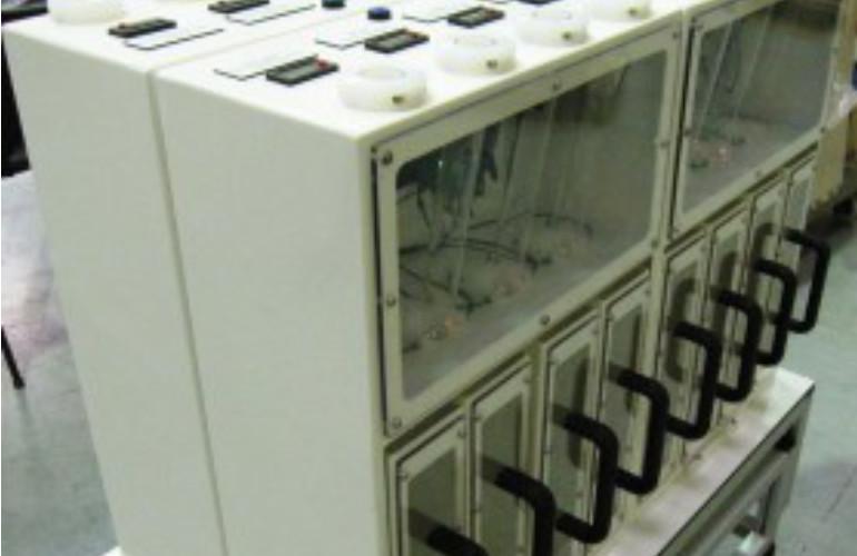 Petits équipements pour la production en salles blanches