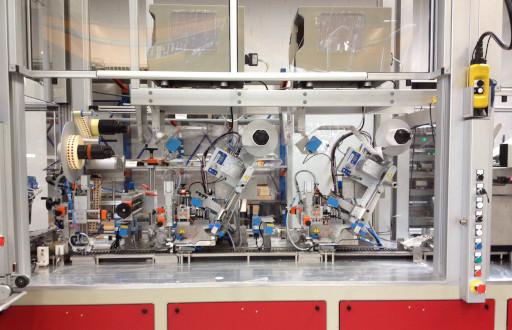 Robot collaboratif pour l'assemblage de composants