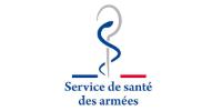 logo service santé armées