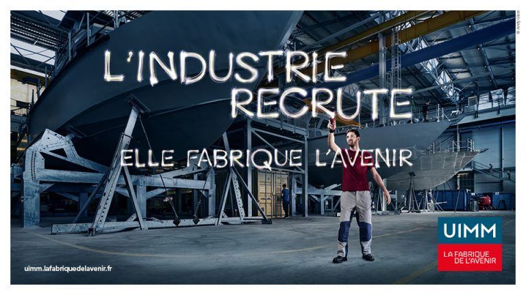 IUMM - L'industrie recrute