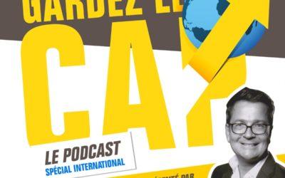 Podcast de Bpifrance «Entrepreneurs, gardez le cap !» avec MGA Technologies