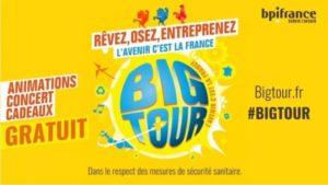 Big Tour 2020 - Bpifrance
