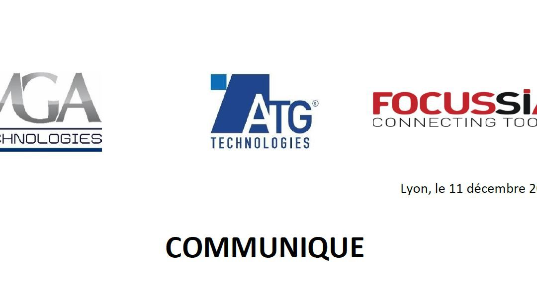 MGA Technologies se renforce dans l'industrie du futur avec l'acquisition de Focussia