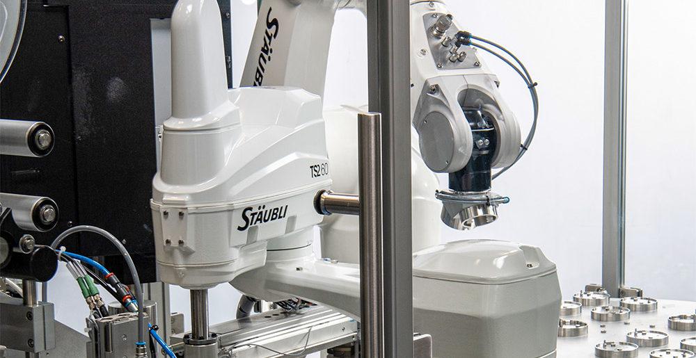 Stäubli s'engage dans la production médicale d'urgence avec MGA Technologies