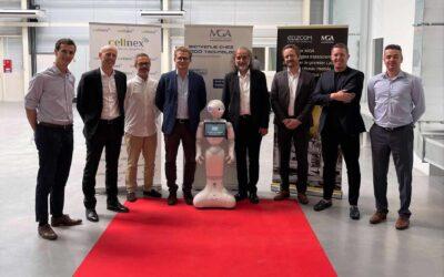 Lancement du premier laboratoire français collaboratif dédié aux usages de la 5G pour l'industrie et la biopharma